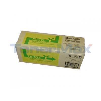 KYOCERA MITA FS-C2026MFP TONER KIT YELLOW